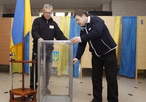 Жителям Белой Церкви прислали сообщения о переносе выборов на 31 января