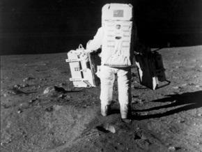 Фотогалерея: Первый шаг человека на Луне