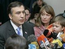 В Грузии возможен второй тур выборов: У Саакашвили меньше 50% голосов (обновлено)
