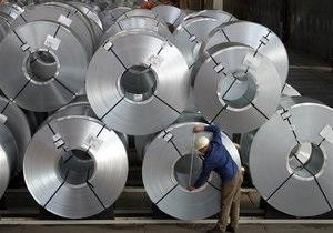 С начала года объем реализованной промпродукции в Украине вырос на 30%