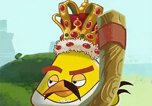 Фредди Меркьюри стал персонажем игры Angry Birds