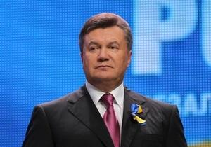 В БЮТ связали присвоение Януковичем госнаград с преследованием Тимошенко