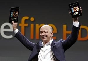 Amazon представила нового конкурента iPad