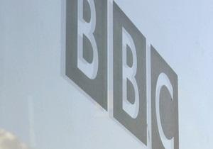 Би-би-си прекращает радиовещание на украинском языке