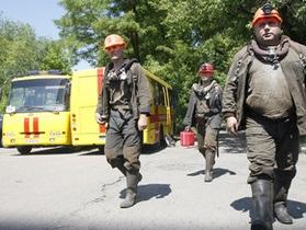 Названа причина гибели пяти шахтеров на донецкой шахте
