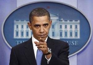 Обама: Количество рабочих мест в США будет увеличиваться на 95 тыс. ежемесячно