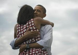 Обама побеждает на президентских выборах в США