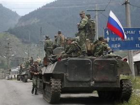 Минобороны РФ: Россия не будет увеличивать военные контингенты в Абхазии и Южной Осетии