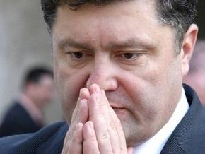 Ющенко предложил Раде назначить главой МИД Порошенко