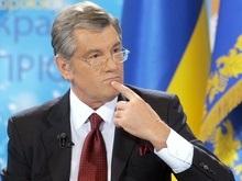 Ющенко рассказал Путину о первоочередной задаче