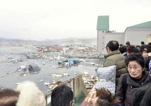 Землетрясение в Японии: Число погибших превысило пять тысяч человек