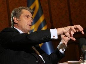 У Ющенко считают, что Кабмин разрушает единственную государственную позицию по ГТС