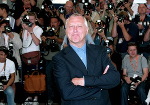 Питер Гринуэй расскажет в Одессе о своем новом фильме об Эйзенштейне