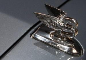 В России на Bentley подали в суд на $2 млн