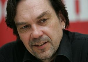 В 12:00 на Корреспондент.net начинается чат с Юрием Андруховичем
