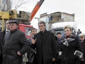 Ющенко лично проконтролирует, чтобы до 31 декабря пострадавшие в Евпатории получили жилье