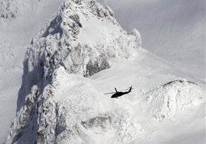 Лавина в горах Шотландии унесла жизнь четырех альпинистов