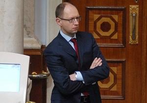 Скандальный донецкий адвокат подал в ГПУ заявление на Яценюка