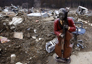 Число жертв землетрясения  и цунами в Японии превысило 11 тысяч человек