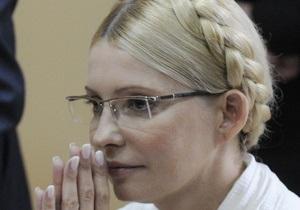Тимошенко начинают знакомить с материалами дела по ЕЭСУ
