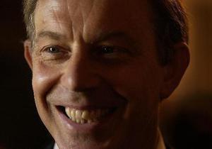 Блэр обсуждает свое возвращение в большую политику
