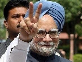 Рост ВВП Индии составил почти 7%