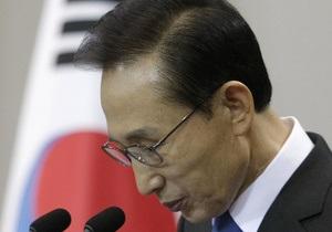 Президент Южной Кореи впервые посетил спорные с Японией острова. Токио отзывает посла из Сеула