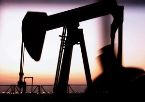 Мировые цены на нефть упали почти на два доллара