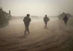 Предрождественский визит Кэмерона на базы в Афганистане сорвался из-за песчаной бури