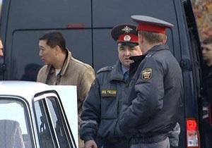 На юге России ищут предполагаемых террористов из Казахстана