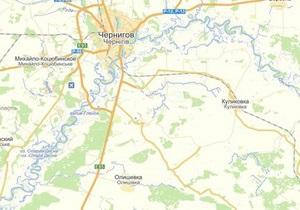 Пострадавшие в ДТП под Черниговом россияне доставлены в больницу