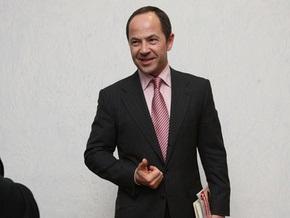 Тигипко принес в ЦИК документы для регистрации кандидатом в президенты
