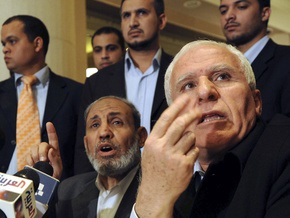 Палестинцы назвали дату президентских и парламентских выборов