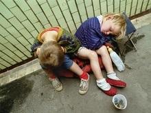 Каждый пятый ребенок в Европе живет за чертой бедности