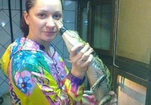 Новости Харьковской области - крокодил таможня - В Харьковской области таможенники изъяли на границе крокодила
