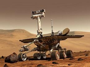 У марсохода Opportunity возникли неполадки