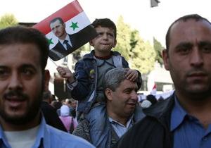 Сирийская пропаганда: взгляд изнутри