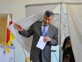 На выборах в Южной Осетии победила партия власти