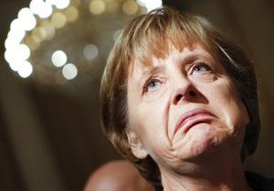 Предварительные данные: Партия Меркель проигрывает на региональных выборах