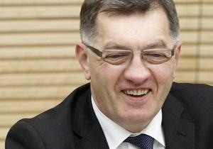 Лидер социал-демократов возглавил правительство Литвы