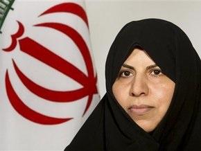 В Иране впервые в истории женщина стала министром
