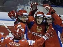 Хоккей: Сборная России выиграла бронзу