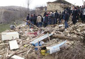 Турция восстанавливается после удара стихии
