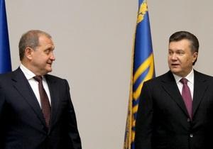 Янукович: Могилев настроен сотрудничать с крымскими татарами