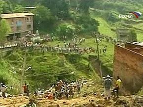 При сходе селя в Китае погибли около 20 человек, 42 пропали без вести