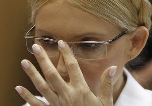 Тимошенко объяснила, почему на заседании суда была без защиты