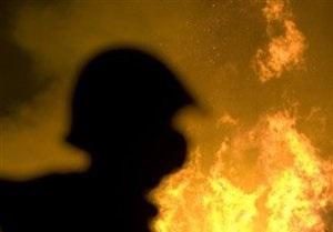 Киевские пожарные спасли двух бомжей