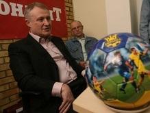 Сборная Украины получила календарь спаррингов