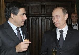 Путин предложил повторить для опоздавшего премьера Франции концерт в Большом театре