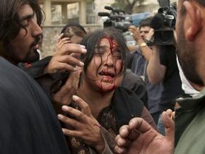 В результате теракта в Кабуле погибли десять афганцев и шесть итальянцев